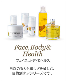 Face,Body&Health